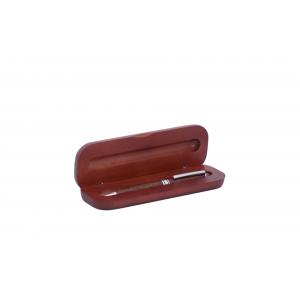 Dřevěné pero v pouzdře