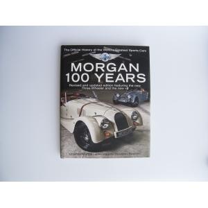 Kniha Morgan: 100 let - oficiální historie světově nejslavnějších sportovních aut