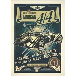 Plakát Morgan Rare Skills