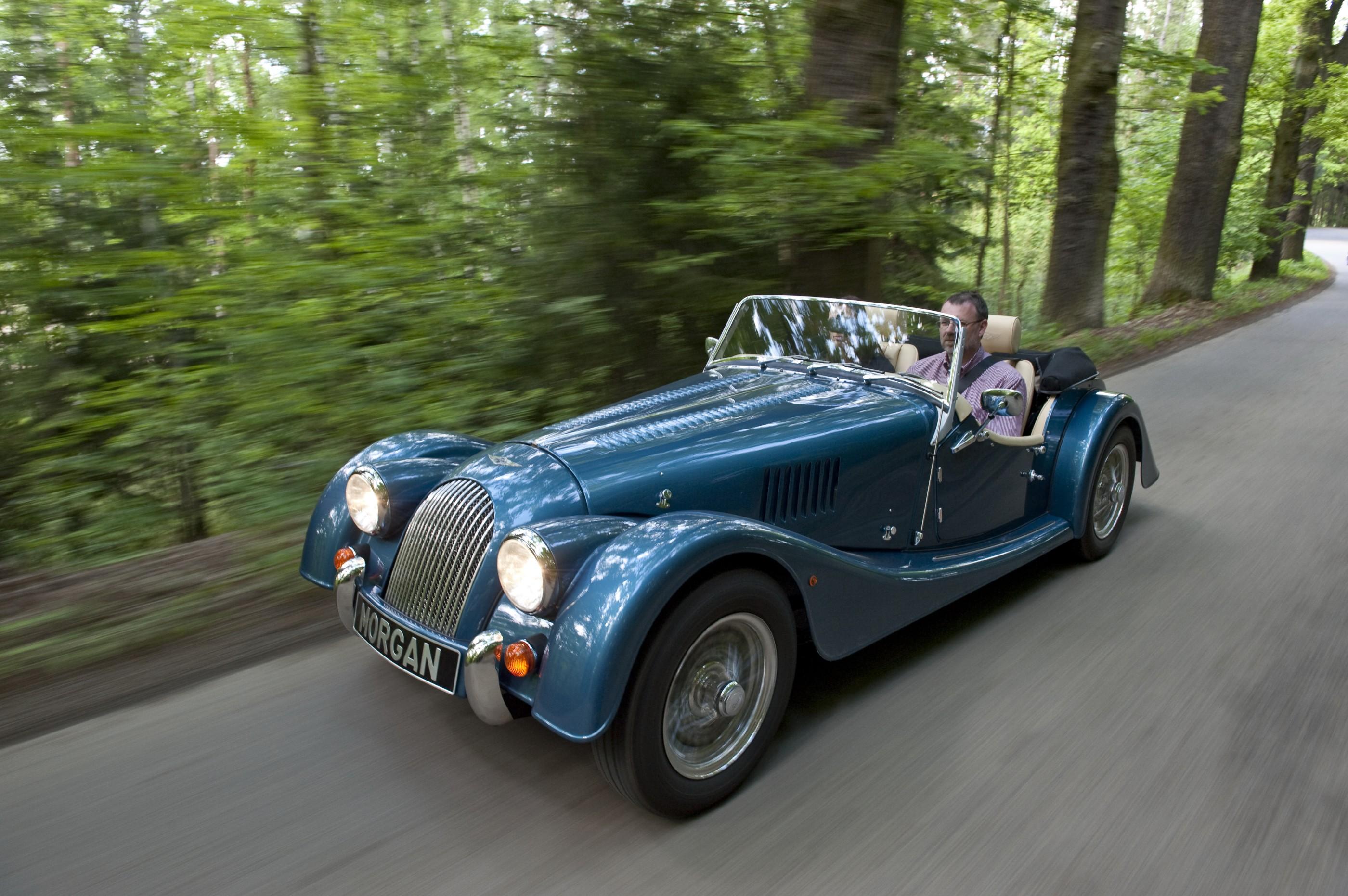 Autopříslušenství na vozy Morgan řady Classic
